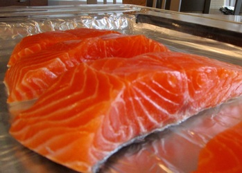 Organic Irish Salmon