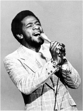 Al Green on Mike Douglas Show 1973